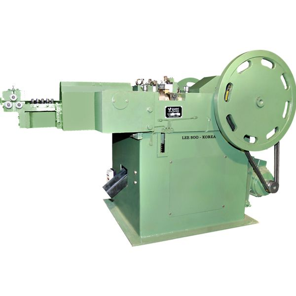 Wire Nail Making Machine – GIN4